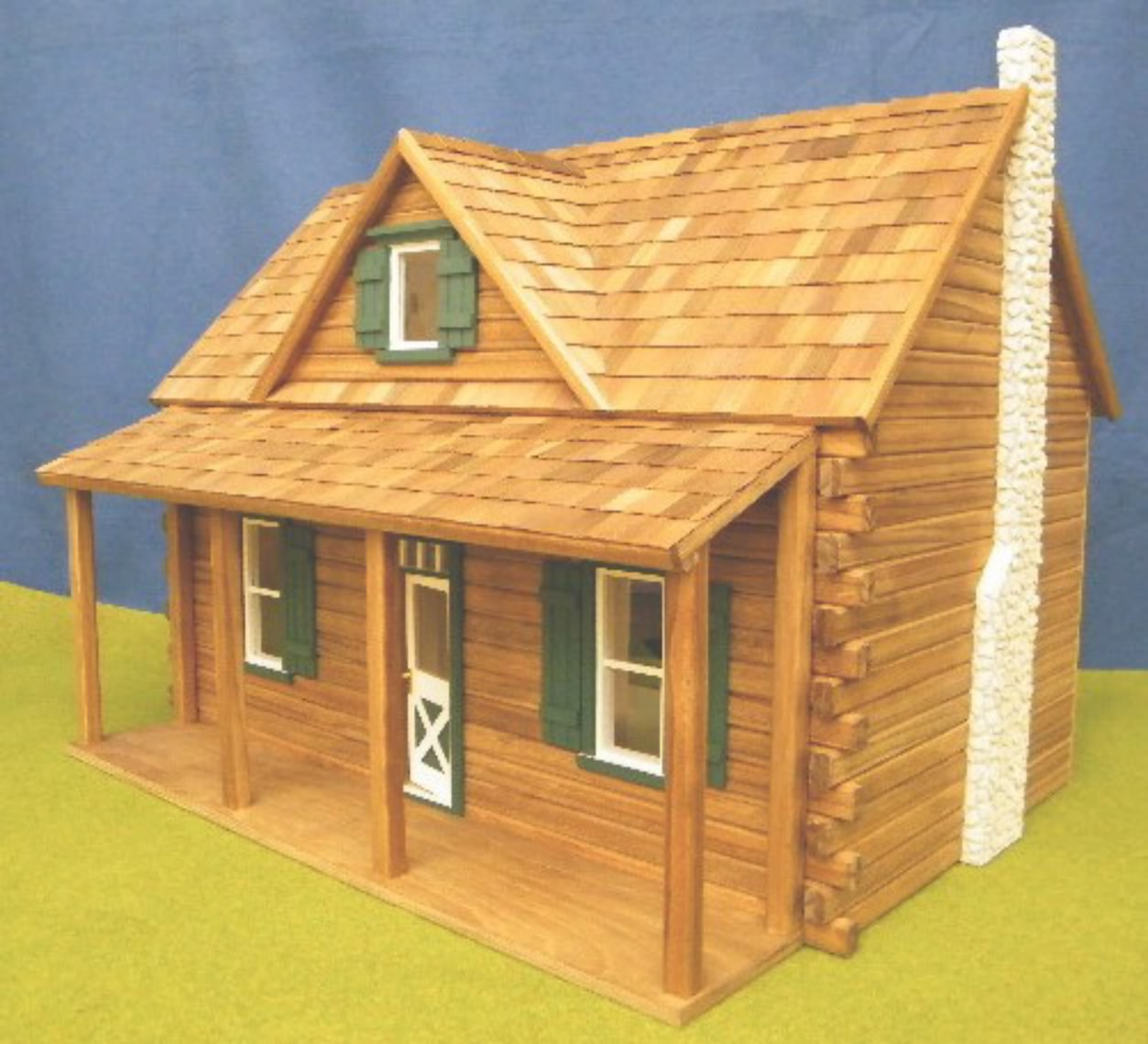 Amazing photo of log cabin kit the log cabin kit 5 rooms 27 with #BA7611 color and 1253x1140 pixels