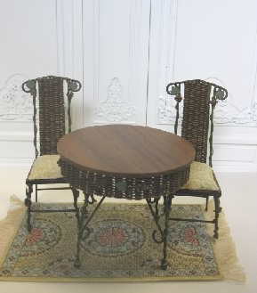 Vineyard Table & Chair Set