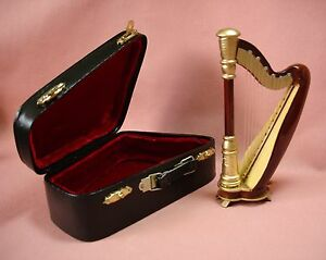 "5"" Harp with Case"