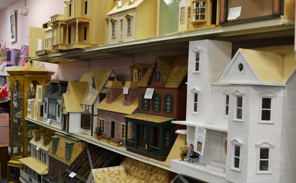 Miniature Cellar Dollhouse Miniatures In Ohio For