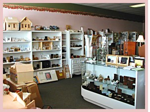 Miniature Cellar Dollhouse Miniatures in Ohio For Collectors of